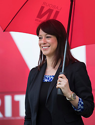© Licensed to London News Pictures. 10/05/2016. London, UK.  Gloria De Piero, Shadow Minister for Young People and Voter Registration attends a 'Labour In for Britain' campaign launch.  Photo credit: Peter Macdiarmid/LNP