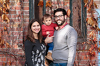The Treloar Family Portrait Session - November 25, 2017