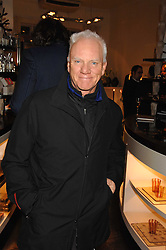 Actor MALCOLM McDOWELL at a party hosted by Allegra Hicks to launch Lapo Elkann's fashion range in London held at Allegra Hicks, 28 Cadogan Place, London on 14th November 2007.<br /><br />NON EXCLUSIVE - WORLD RIGHTS