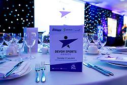 Sandy Park hosts the Devon Sports Awards 2019 - Mandatory by-line: Robbie Stephenson/JMP - 11/07/2019 - RUGBY - Sandy Park - Exeter, England - Devon Sports Awards 2019