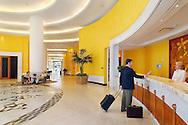 Marriott Lobby - Hartford, CT