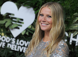 October 17, 2017 - New York City, New York, USA - 2017.10/16/17.Gwyneth Paltrow at The 11th Annual God''s Love We Deliver Golden Heart Awards in New York City. (Credit Image: © Starmax/Newscom via ZUMA Press)