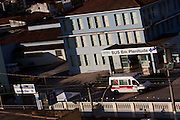 Patos de Minas_MG, Brasil...Hospital regional Antonio Dias, do SUS em Patos de Minas, Minas Gerais...The Antonio Dias hospital, its of SUS in Patos de Minas, Minas Gerais...Foto: MARCUS DESIMONI / NITRO