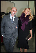 ARMAND LEROI; JERRY HALL, Tracey Emin The Last Great Adventure is You - White Cube, Bermondsey. London. 7 October 2014