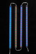 Colourful LED Light Fixture