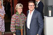 Samen - Een Ode aan de Natuur<br /> <br /> Het NatuurCollege brengt in het kader van de tachtigste verjaardag van haar voorzitter, Prinses Irene, een ode aan de natuur in Koninklijk Theater Carré. <br /> <br /> Op de foto:  Prins Constantijn en Prinses Laurentien