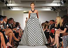 Oscar de la Renta show at New York Fashion Week S/S 2013
