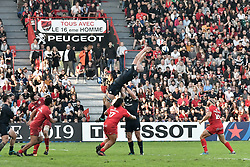 October 21, 2018 - Toulouse, France - Touche Toulouse vs Leinster (Credit Image: © Panoramic via ZUMA Press)