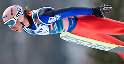 21.03.2010, Planica, Kranjska Gora, SLO, FIS SKI Flying World Championships 2010, Flying Hill Team, im Bild KOCH Martin, ( AUT ), EXPA Pictures © 2010, PhotoCredit: EXPA/ J. Groder / SPORTIDA PHOTO AGENCY