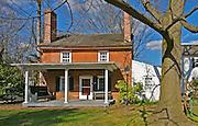 Woolman House, Quaker John Woolman, Mt. Holly, South Jersey, NJ