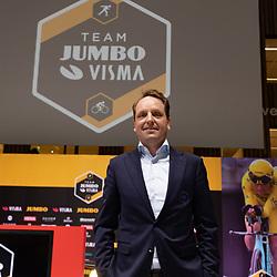 10-12-2019: Wielrennen: Teampresentatie Jumbo Visma: Amsterdam <br />Merijn Zeeman