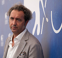 Paolo Sorrentino at the The Young Pope film photocall at the 73rd Venice Film Festival, Sala Grande on Saturday September 3rd 2016, Venice Lido, Italy.
