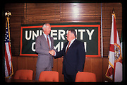 Miami Hurricanes Athletic Director Paul Dee Introductory Press Conference