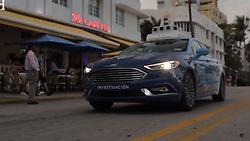 November 20, 2018 - Miami-Dade, FL, USA - La firma automotriz gigante de Detroit dijo respaldará la actual sociedad con Walmart para llevar los productos de la tienda a los usuarios de Miami-Dade. (Credit Image: © Matias J. Ocner/Miami Herald/TNS via ZUMA Wire)