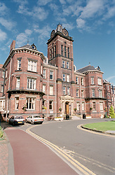 The Clock Tower Building Northern General Hospital Sheffield