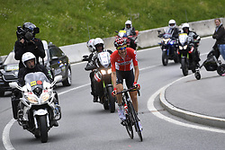 June 16, 2017 - Zernez / Solden, Suisse / Autriche - Solden, Austria - June 16 : WELLENS Tim (BEL) Rider of Team Lotto - Soudal during stage 7 of the Tour de Suisse cycling race, a stage of 160 kms between Zernez and Solden on June 16, 2017 in Solden, Austria, 16/06/2017 (Credit Image: © Panoramic via ZUMA Press)