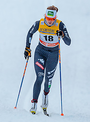 27.11.2016, Nordic Arena, Ruka, FIN, FIS Weltcup Langlauf, Nordic Opening, Kuusamo, Damen, im Bild Lucia Scardoni (ITA) // Lucia Scardoni of Italy during the Ladies FIS Cross Country World Cup of the Nordic Opening at the Nordic Arena in Ruka, Finland on 2016/11/27. EXPA Pictures © 2016, PhotoCredit: EXPA/ JFK