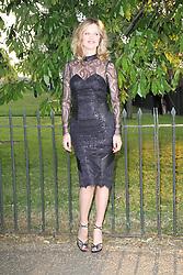 © London News Pictures. 26/06/2013. London, UK. Eva Herzigova at  The Serpentine Gallery summer party, Kensington Gardens London UK, 26 June 2013, Photo credit: Richard Goldschmidt/LNP