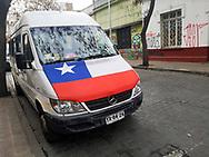 cof Santiago, Chile, South America