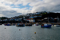 Mevagissey Harbour The second largest ?shing port in Cornwall photo by brian jordan