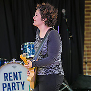 Rent Party Family Picnic 2015
