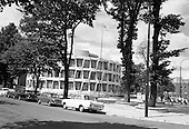 1967 - Exterior of United States Embassy