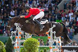 Boyd Martin, (USA), Shamwari 4 - Jumping Eventing - Alltech FEI World Equestrian Games™ 2014 - Normandy, France.<br /> © Hippo Foto Team - Leanjo De Koster<br /> 31-08-14