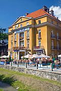 Pensjonat Małopolanka, Krynica Zdrój, Polska<br /> Guest house Małopolanka, Krynica Zdrój, Poland