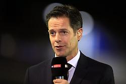 Sky Sports presenter Scott Minto
