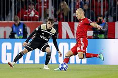 Bayern Munich v Ajax Amsterdam - 02 October 2018