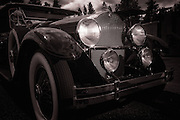 1929 Packard Model 640 Super 8 Phaeton at 2015 WAAAM Traffic Jam.