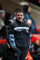 Phil Parkinson Manager  of Charlton.Charlton Athletic Vs Doncaster Rovers at The Valley London Coca-cola Championship<br /> 03/03/2009. Credit Colorsport  / Kieran Galvin