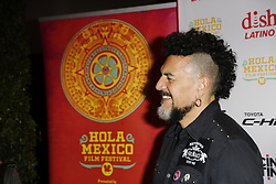 LOS ANGELES, CA - JUNE 7 Sergio Arau attends the 9th Annual Hola Mexico Film Festival Opening Night at the Regal LA LIVE in downtown Los Angeles, on June 7, 2017 in Los Angeles, California. Byline, credit, TV usage, web usage or linkback must read SILVEXPHOTO.COM. Failure to byline correctly will incur double the agreed fee. Tel: +1 714 504 6870.