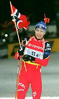 ◊Copyright:<br />GEPA pictures<br />◊Photographer:<br />Thomas Karner<br />◊Name:<br />Bjoerndalen<br />◊Rubric:<br />Sport<br />◊Type:<br />Ski nordisch, Biathlon<br />◊Event:<br />Biathlon Weltcup, Staffelwettkampf Maenner 4x7,5km<br />◊Site:<br />Ruhpolding, Deutschland<br />◊Date:<br />13/01/05<br />◊Description:<br />Ole Einar Bjoerndalen (NOR)<br />◊Archive:<br />DCSTK-1301054057<br />◊RegDate:<br />13.01.2005<br />◊Note:<br />8 MB - BG/BG - Nutzungshinweis: Es gelten unsere Allgemeinen Geschaeftsbedingungen (AGB) bzw. Sondervereinbarungen in schriftlicher Form. Die AGB finden Sie auf www.GEPA-pictures.com.<br />Use of picture only according to written agreements or to our business terms as shown on our website www.GEPA-pictures.com.