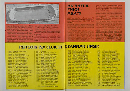 All Ireland Senior Hurling Championship Final, .Galway v Offaly, 06.09.1981, 09.06.1981, 6th September 1981,.Offaly 2-12, Galway 0-15, 06091981AISHCF,