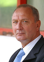 Photo: Dave Linney.<br />Walsall v Macclesfield Town. Coca Cola League 2. 16/09/2006Macclrsfield Mgr .Brian Horton