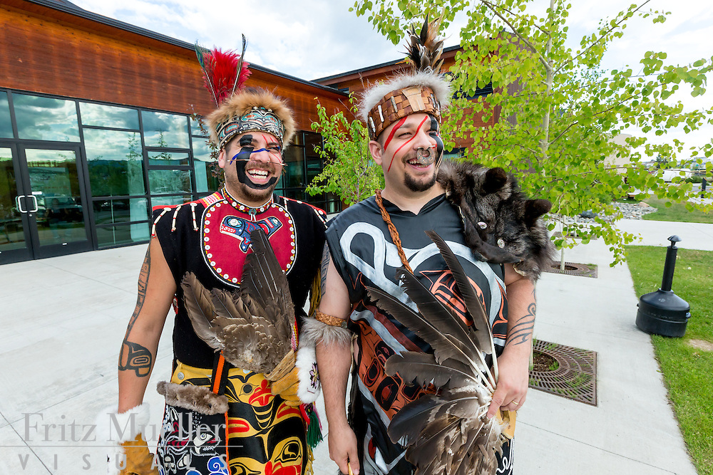 Adaka Cultural Festival 2016, Whitehorse, Yukon, Canada, Yukon First Nation Culture and Tourism Association, Kwanlin Dun Cultural Centre, Gary Johnson