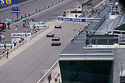 July 2, 2006: Indianapolis Motorspeedway.