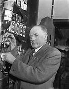 James McKenna, Clontibret Publican, Co Monaghan<br /> 04/04/1957