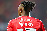 Charlton Athletic midfielder Joe Aribo (17) during the EFL Sky Bet League 1 match between Charlton Athletic and Bristol Rovers at The Valley, London, England on 24 November 2018.