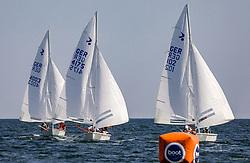 , Travemünder Woche 19. - 28.07.2019, Kielzugvogel - GER 4175 - Manfred BRÄNDLE - Joachim HEINZ - Duisburger Yacht-Club e. V