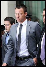 John Terry found not guilty in racial abuse case 13-7-12