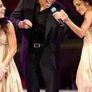 NLD/Hilversum/20061230 - 1e Live uitzending X-Factor 2006, deelnemer Richy