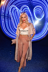 Betsy at the Warner Music & Ciroc Brit Awards party, Freemasons Hall, 60 Great Queen Street, London England. 22 February 2017.