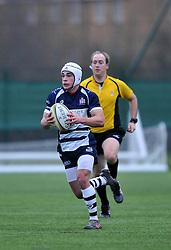 Iwan Hughes – SGS College of Bristol Academy U18 - Mandatory by-line: Paul Knight/JMP - 07/01/2017 - RUGBY - SGS Wise Campus - Bristol, England - Bristol Academy U18 v Exeter Chiefs U18 - Premiership U18 League
