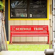 Vakantie 2015, Miami, kinder rodeo bij de Sebinole indianen stam