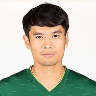 THAILAND - MARCH 18: Siwarak Tedsungnoen of Thailand National Football Team Photoshoot on March 18, 2019.<br /> .<br /> .<br /> .<br /> (Photo by: Naratip Golf Srisupab/SEALs Sports Images/MB Media Solutions)