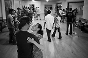 Swing dancing in Albuquerque NM at the Heights Community Center ...http://www.thecalmingfour.com/