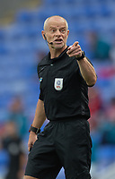 Referee Andy Woolmer<br /> <br /> <br /> <br /> Photographer David Horton/CameraSport<br /> <br /> The EFL Sky Bet Championship - Reading v Middlesbrough - Tuesday July 14th 2020 - Madejski Stadium - Reading<br /> <br /> World Copyright © 2020 CameraSport. All rights reserved. 43 Linden Ave. Countesthorpe. Leicester. England. LE8 5PG - Tel: +44 (0) 116 277 4147 - admin@camerasport.com - www.camerasport.com