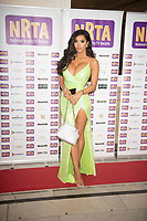 Chloe Khan at the National Reality TV Awards in Porchester Hall  london photo by Brian Jordan